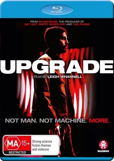 Upgrade on Blu-ray