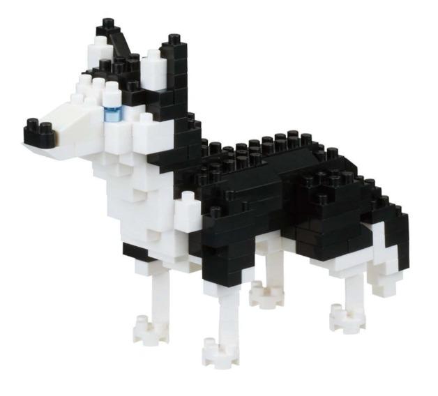 nanoblock: Dogs Series - Siberian Husky