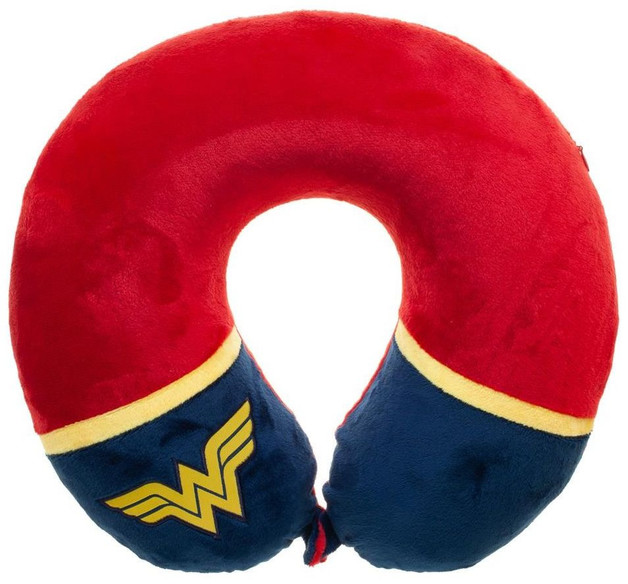 DC: Wonder Woman Memory Foam Neck Pillow