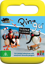 Pingu - Sledge Academy on DVD