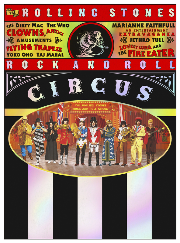 The Rolling Stones: Rock And Roll Circus by The Rolling Stones