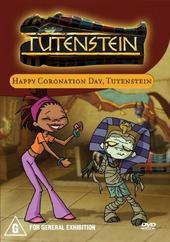 Tutenstein - Vol. 4: Happy Coronation Day, Tutenstein on DVD