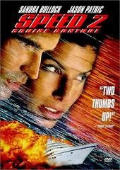 Speed 2 on DVD
