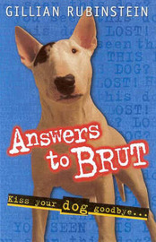 Answers to Brut by Gillian Rubinstein image
