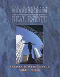 Modern Real Estate by Charles H. Wurtzebach image