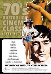 '70s Australian Cinema Classics (8 Discs) on DVD