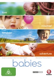 Babies on DVD image