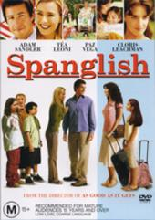 Spanglish on DVD