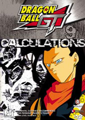 Dragon Ball GT Vol 09 - Calculations on DVD