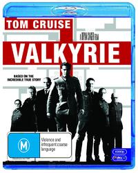 Valkyrie on Blu-ray