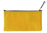 Pencil Case Flat - Yellow