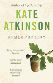 Human Croquet by Kate Atkinson image