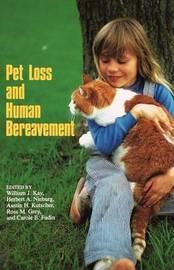 Pet Loss and Human Bereavement image