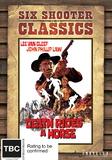 Six Shooter Classics - Death Rides A Horse DVD