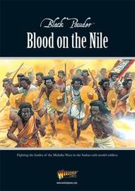 Blood on the Nile by Neil Smith