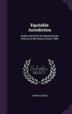 Equitable Jurisdiction