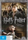 Harry Potter: Year 7 - The Deathly Hallows - Part 1 (Special Edition) DVD