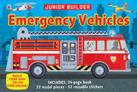 Junior Builder: Emergency Vehicles by Chris Oxlade