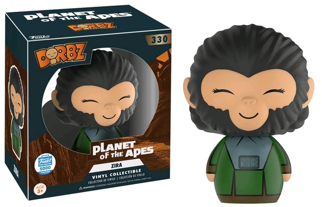Planet of the Apes - Zira Dorbz Vinyl Figure