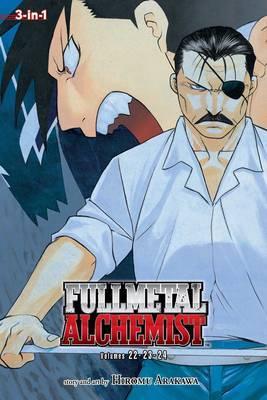Fullmetal Alchemist (3-in-1 Edition), Vol. 8 by Hiromu Arakawa image