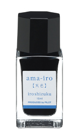 Pilot Iroshizuku Ink - Sky Blue, Ama-iro (15ml)