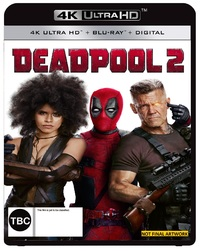 Deadpool 2 on UHD Blu-ray