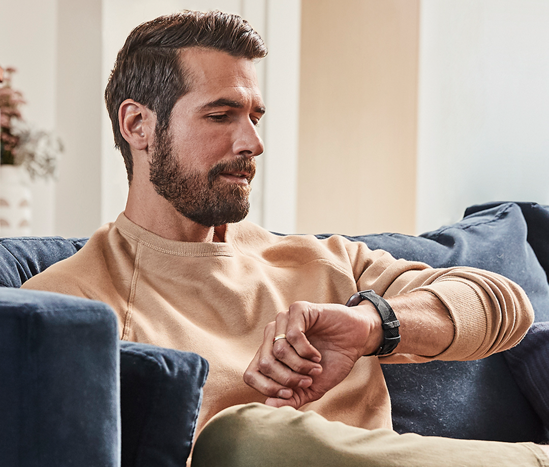 Fitbit: Versa 2 SE - Woven Smoke/Grey image