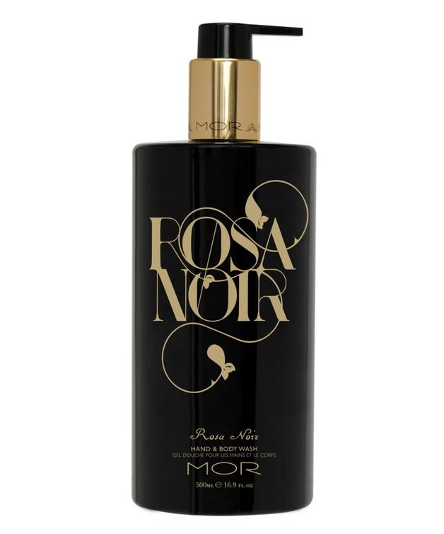 MOR Rosa Noir Hand & Body Wash (500ml)