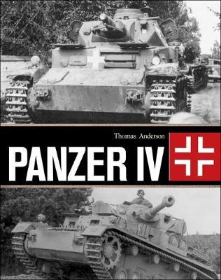 Panzer IV by Thomas Anderson