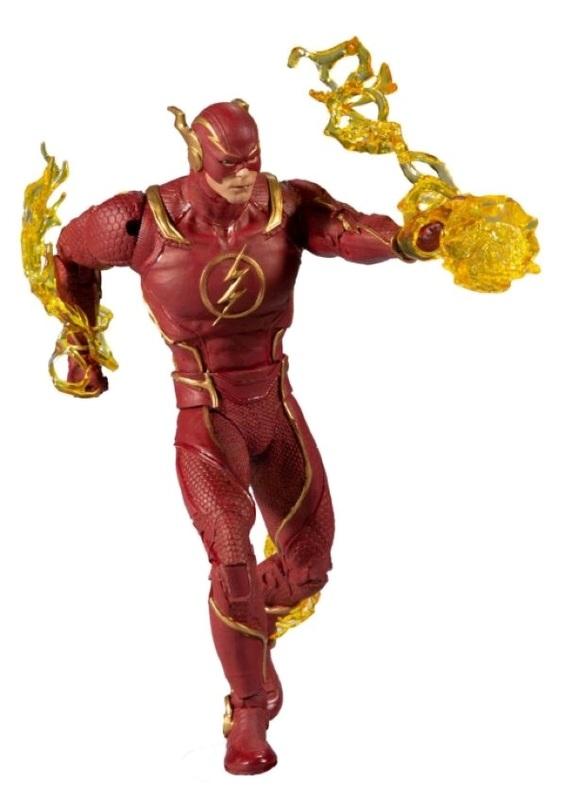 "DC Multiverse: Flash (Injustice) - 7"" Action Figure"