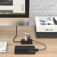 ORICO 4 Port USB 3.2 Gen1 Hub with Micro B Power Port