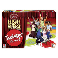 Twister Moves High School Musical image