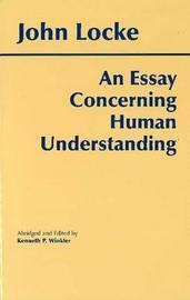 An Essay Concerning Human Understanding by John Locke image