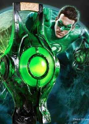 10115a193d9 Green Lantern Power Battery Replica