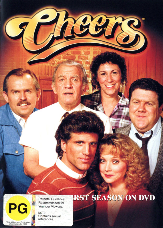 Cheers - Complete Season 1 on DVD