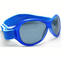 Retro Kidz Banz Sunglasses (Pacific Blue)