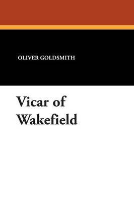 Vicar of Wakefield by Oliver Goldsmith image