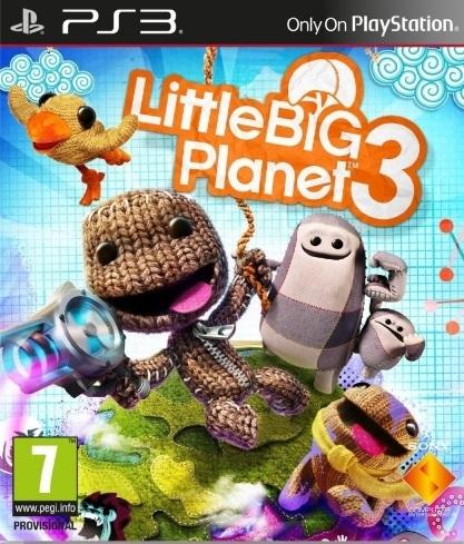 LittleBigPlanet 3 for PS3