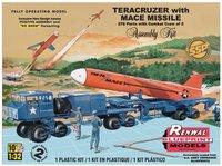 Revell: 1/32 Teracruzer with Missile - Model Kit