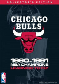 NBA - Learning to Fly: Chicago Bulls 1990-91 NBA Champions on DVD