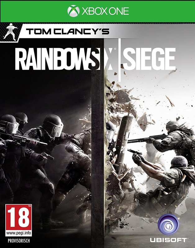 Tom Clancy's Rainbow 6 Siege (ex bundle stock) for Xbox One