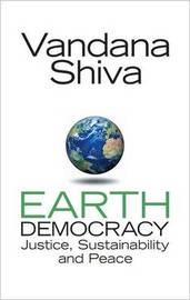 Earth Democracy by Vandana Shiva image