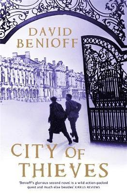City of Thieves by David Benioff image