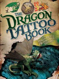 The Dragon Tattoo Book by Stella Caldwell