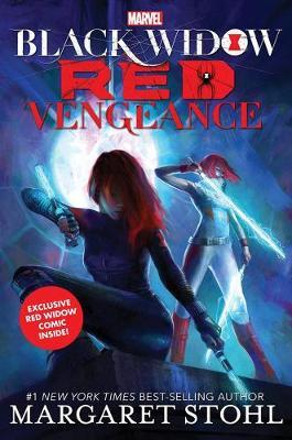 Black Widow: Red Vengeance by Margaret Stohl image
