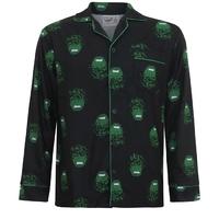 Marvel: Hulk All Over Print - Pajama Set (XL)