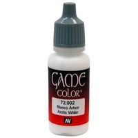 Vallejo Game Colour Arctic White 17ml
