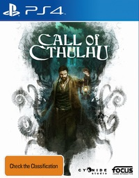 Call of Cthulhu for PS4