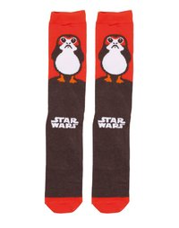 Star Wars Episode VIII - Porg Crew Socks