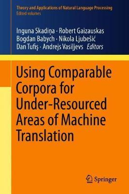 Using Comparable Corpora for Under-Resourced Areas of Machine Translation image